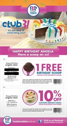 2013, DECEMBER - Birthday Specials - photo 3