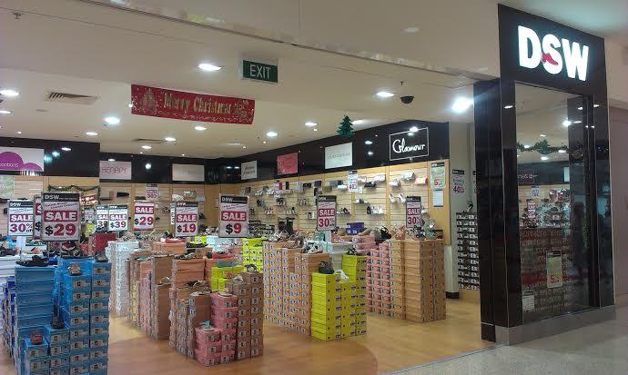shoes macquarie centre