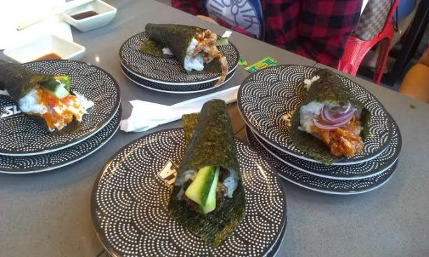 2013, DECEMBER - Sushizilla Central Park - photo 2