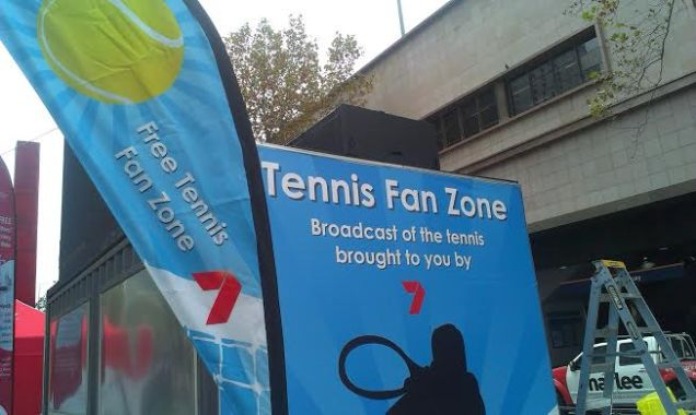 Channel 7 Tennis Zone - photo 4