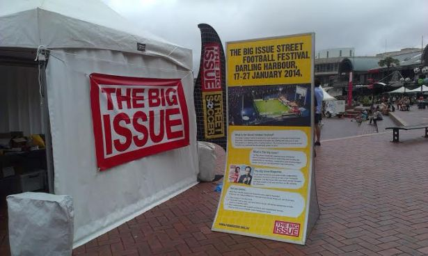 The Big Issue Football Field - photo 7