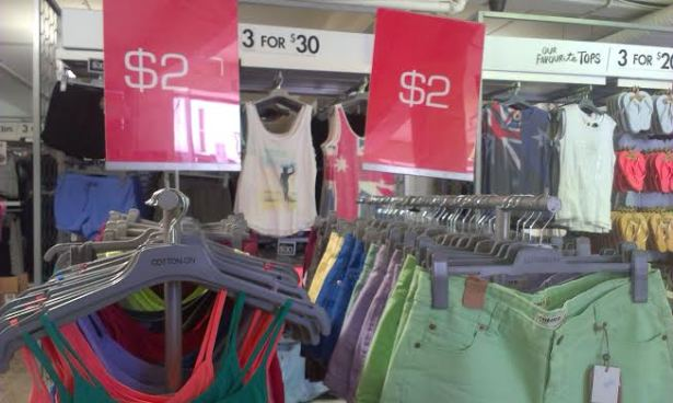 Cotton On Factory Outlet - photo 4