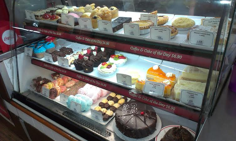 Michels Patisserie Small Cakes