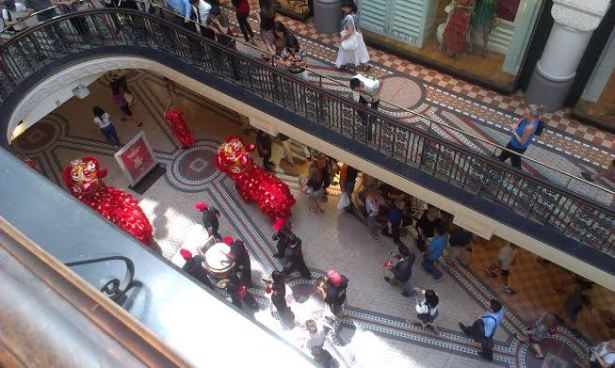 QVB Lion Dance - photo 1