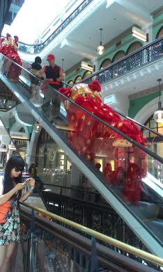 QVB Lion Dance - photo 6