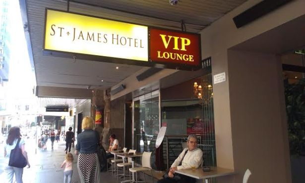 St James Hotel - photo 1