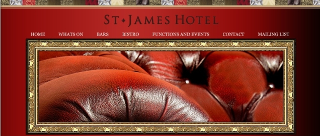 St James Hotel - photo 10