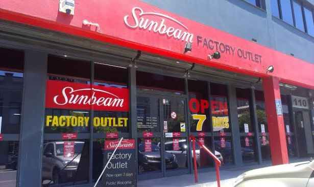 Sunbeam Factory Outlet - photo 13