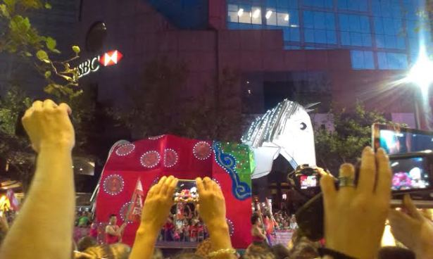Sydney CNY Twilight parade - photo 4
