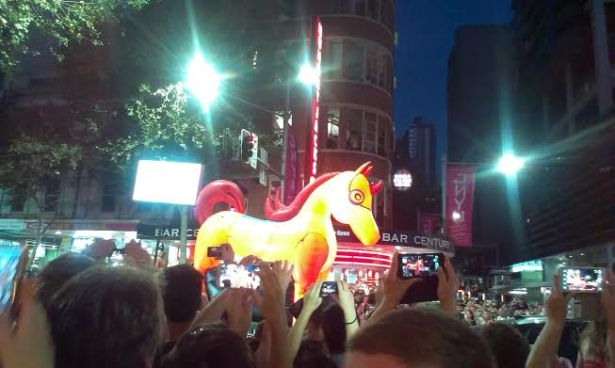 Sydney CNY Twilight parade - photo 6