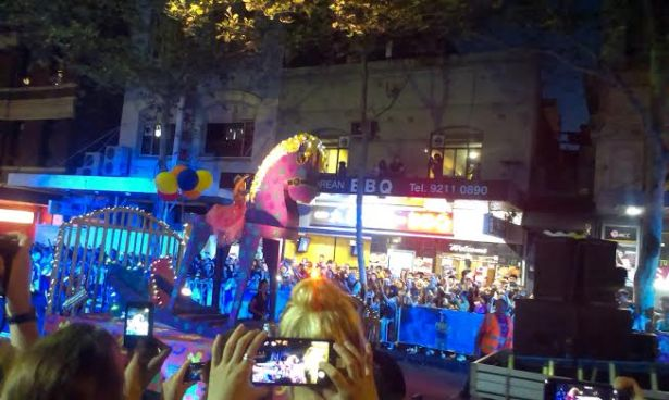 Sydney CNY Twilight parade - photo 8