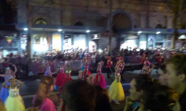 Sydney CNY Twilight parade - photo 9