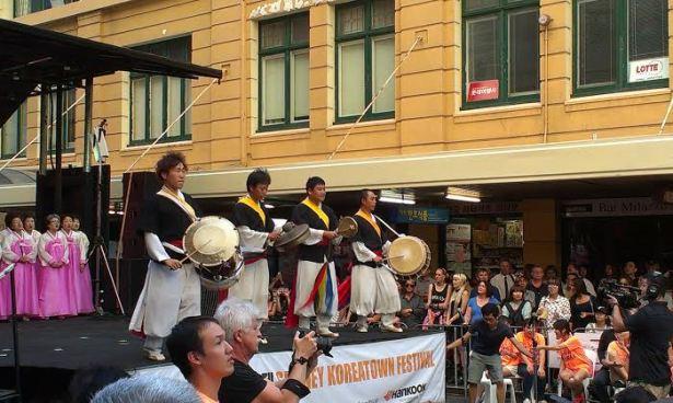 Sydney Koreatown Festival - photo 11