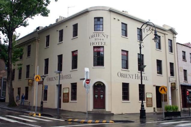 Orient Hotel - photo 16