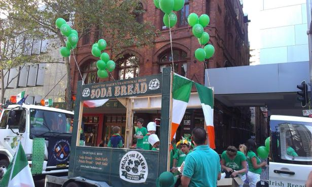 St Patrick's Day Sydney - photo 1