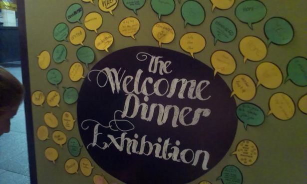 The Welcome Dinner Project - photo 24
