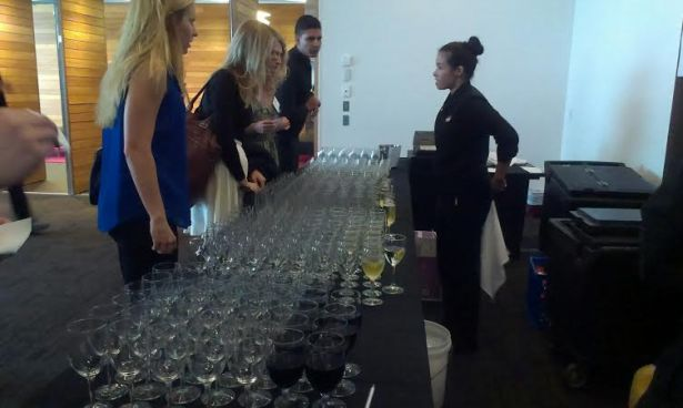 UTS postgrad cocktail affair - photo 3