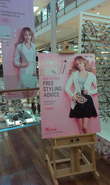 Westfield Hornsby styling - photo 3