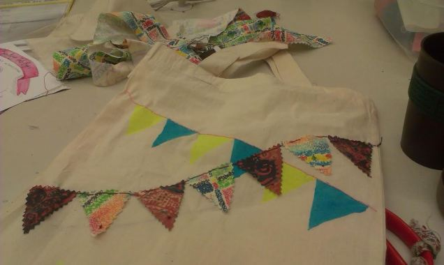 Bunting workshop Smart Arts - photo 9