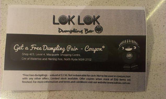 Lok Lok Dumpling Bar - photo 2