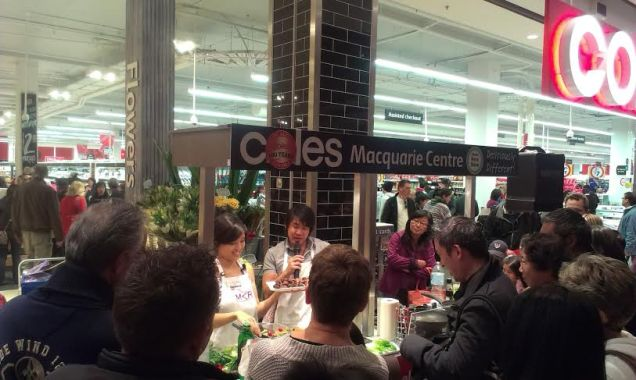 Macquarie Fresh Food Markets opening - photo 17