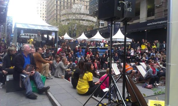 OzHarvest Martin Place - photo 1