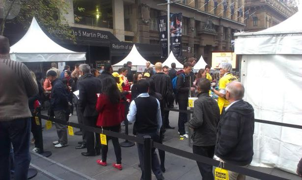 OzHarvest Martin Place - photo 5
