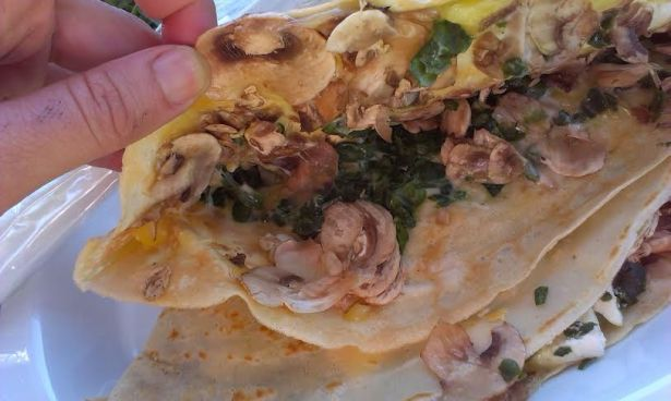 The Crepe and Pancake Place - photo 10