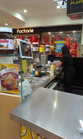 The Crepe and Pancake Place - photo 8