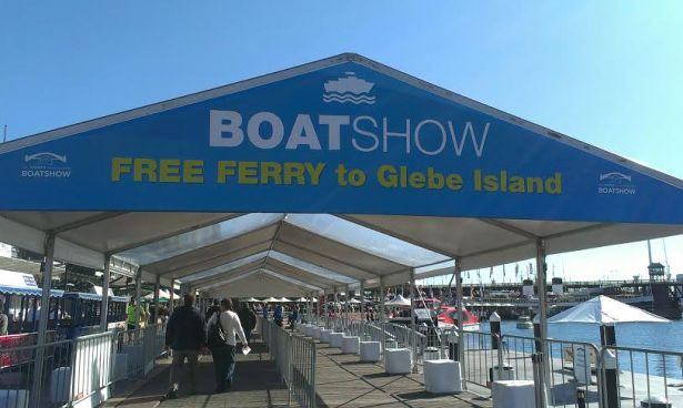 Glebe Island Sydney International Boat Show - photo 1