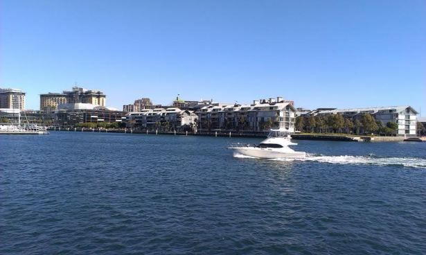 Glebe Island Sydney International Boat Show - photo 10