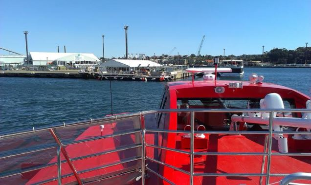 Glebe Island Sydney International Boat Show - photo 11