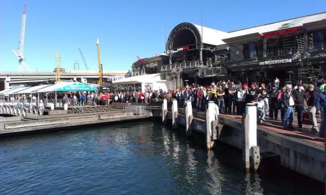 Glebe Island Sydney International Boat Show - photo 20