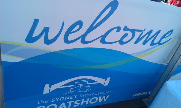 Glebe Island Sydney International Boat Show - photo 4