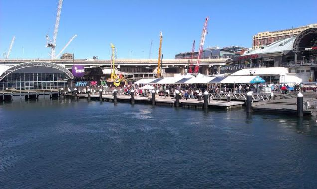 Glebe Island Sydney International Boat Show - photo 6