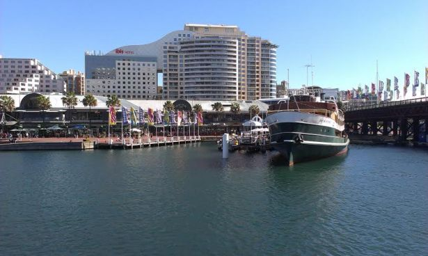 Glebe Island Sydney International Boat Show - photo 9
