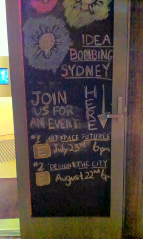 Idea Bombing Sydney - photo 15