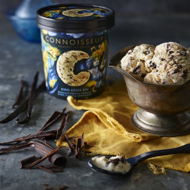 Connoisseur ice cream - photo 1