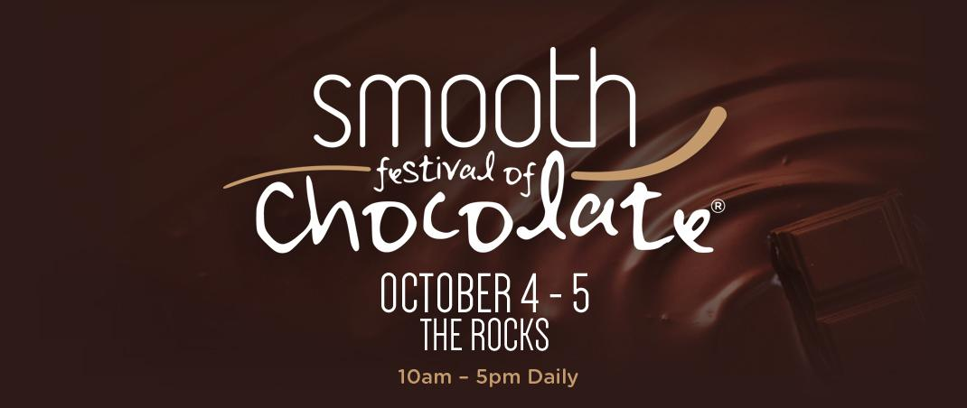 smooth festival of chocolate 2014 the walking advertisement. Black Bedroom Furniture Sets. Home Design Ideas