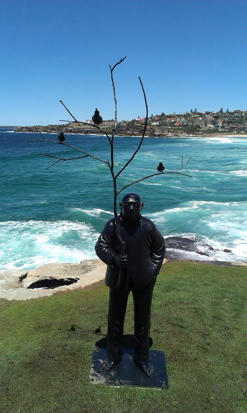 Sculptures by the sea - photo 1
