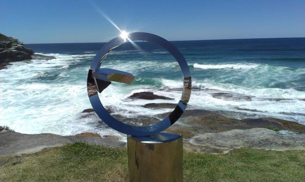 Sculptures by the sea - photo 36