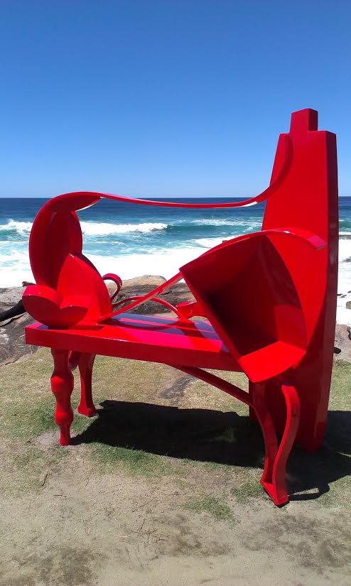 Sculptures by the sea - photo 37