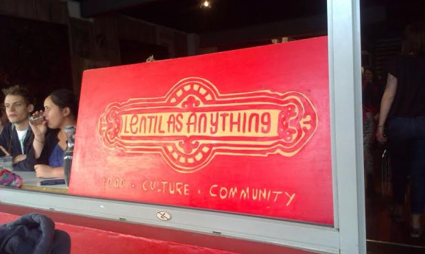 Lentil As Anything - photo 1