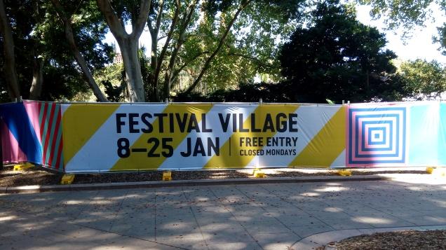 Festival Village Sydney Festival - photo 1