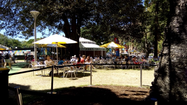 Festival Village Sydney Festival - photo 16