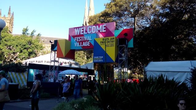Festival Village Sydney Festival - photo 26
