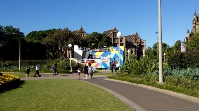 Festival Village Sydney Festival - photo 27